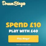 Dream Bingo Bonus